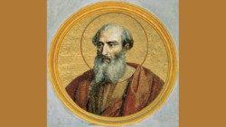 St. Lucius I, Pope, Basilica di san Paolo fuori le mura