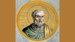 20180426_Basilica di san Paolo fuori le mura_medaglioni papi_CLETO.jpg