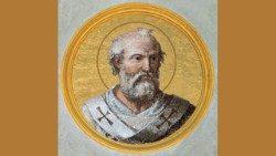 S. Bonifacio IV, papa, Basílica de San Pablo Extramuros