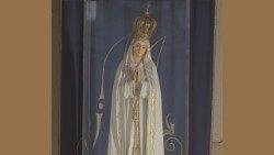 B. María virgen de Fatima, Portugal