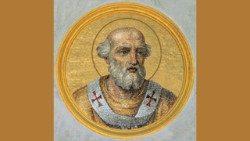 S. Juan I, papa y mártir, Basílica de St. Paul Extramuros