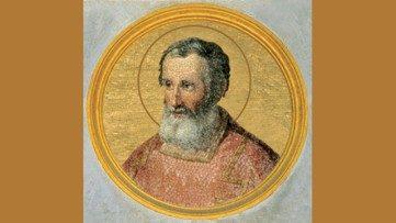 S. Pedro Celestino V, papa, Basílica de São Paulo fora dos muros