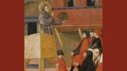 S. Bernardino de Siena, siglo XV