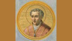 20180525_Basilica di san Paolo fuori le mura_medaglioni papi_GREGORIO VII.jpg