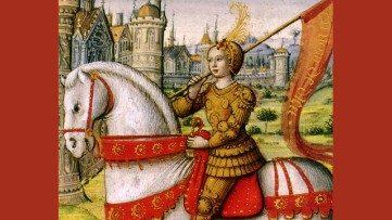 S. Joana d'Arc, 1504
