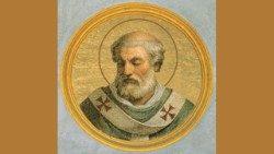S. León III, papa, Basílica de San Pablo Extramuros
