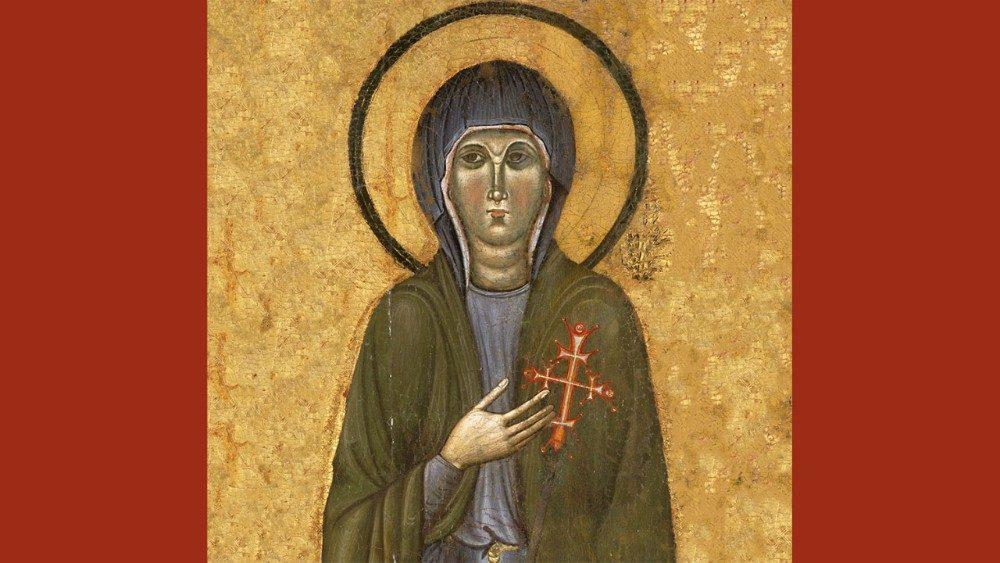 20180811_Basilica di Santa Chiara, Assisi_Maestro di Santa Chiara_seconda metà del XIII sec._CHIARA.jpg