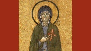 St. Clare, Master of Santa Chiara, Assisi