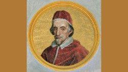 Beato Innocenzo XI, Basilica di san Paolo fuori le mura