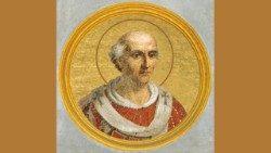 Saint Nicholas I, Basilica of Saint Paul Ouside the Walls