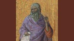 s. Isaías, Duccio