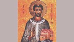 s. Agustín, arzobispo de Canterbury