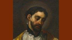 s. Luis Gonzaga,  siglo dieciocho