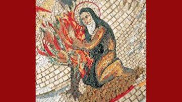 S. Teresa Benedita da Cruz, Redemptoris Mater, Vaticano