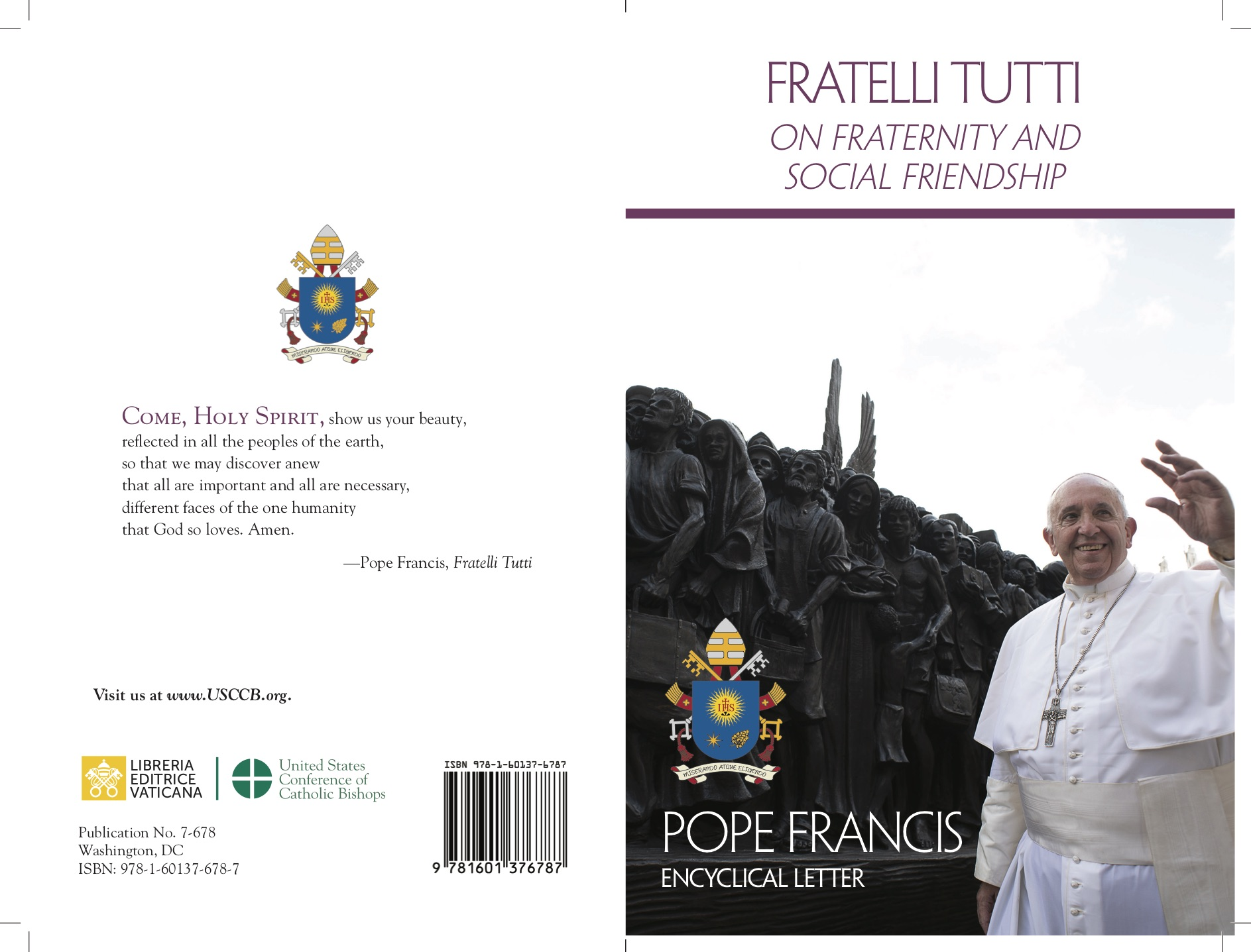 Purchase the Encyclical here