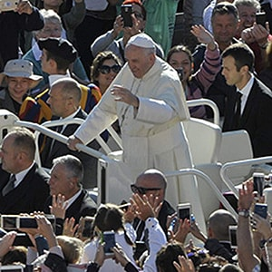 Papal audiences